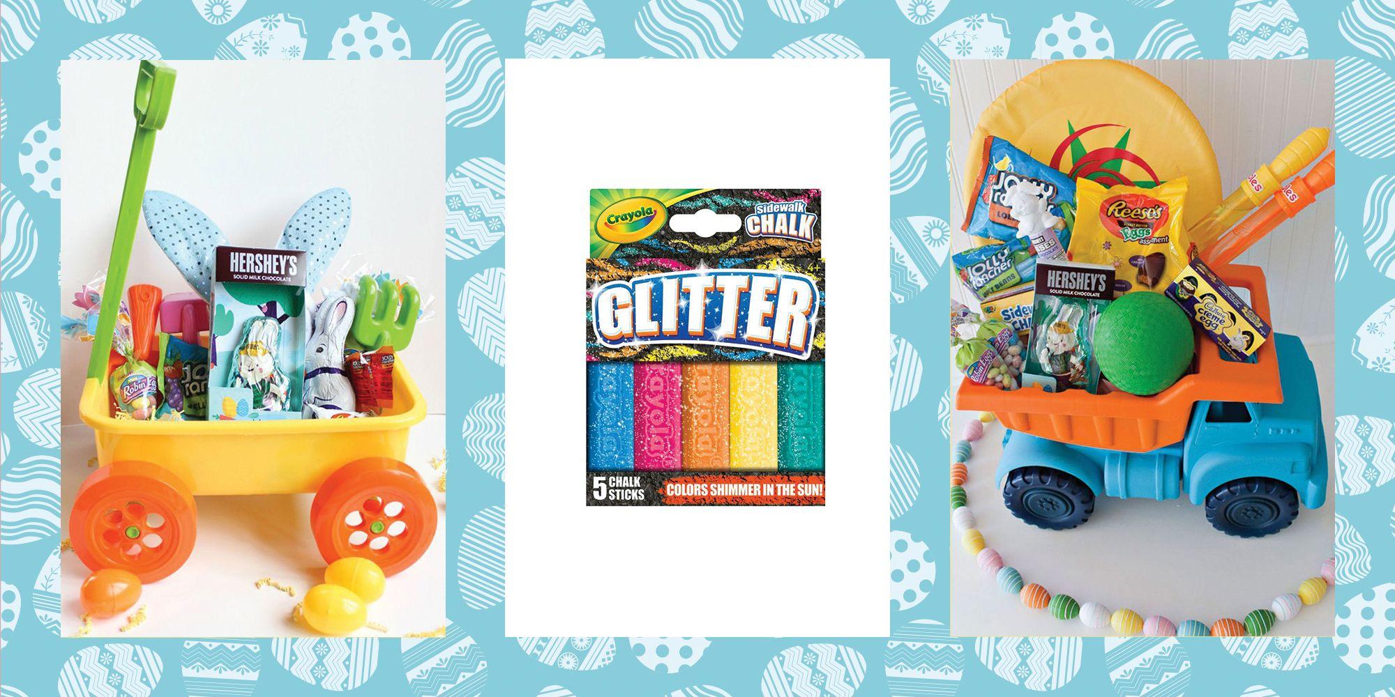 16 Easter Basket Ideas For Kids
