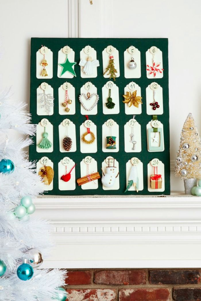 Diy Calendar App : Easy christmas crafts simple diy holiday craft ideas
