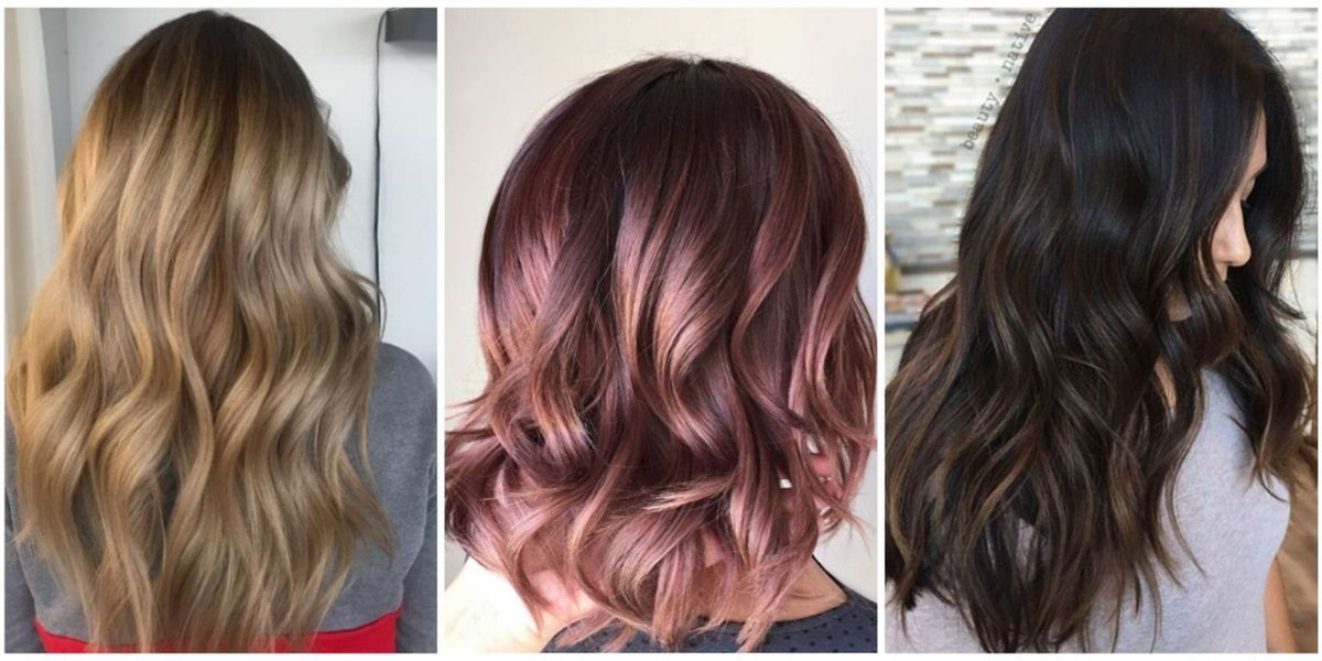 Hair Styler H Twom: 15 Hair Color Ideas And Styles For 2018