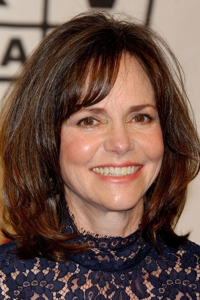 mid length haircuts for women 25 easy medium length hairstyles and haircuts for 2311 | 1501183361 sally field.jpg?crop=1